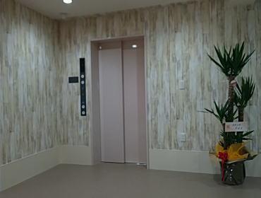 はーとハウスエレベーターホール