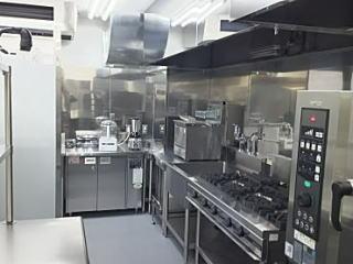 オープンはーと厨房